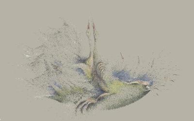 """Poemat """"W kropli oddechu objęci"""", 2014 – fragmenty"""
